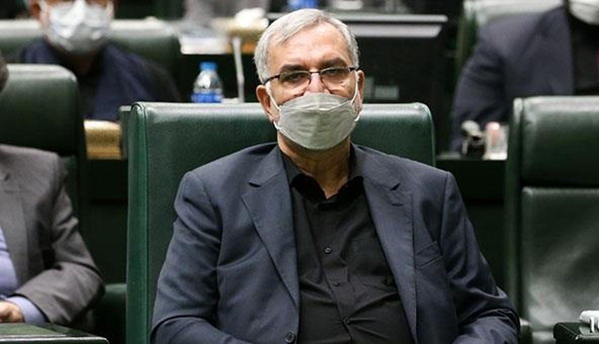 وزیر بهداشت تاریخ پایان اپیدمی کرونا در ایران را اعلام کرد
