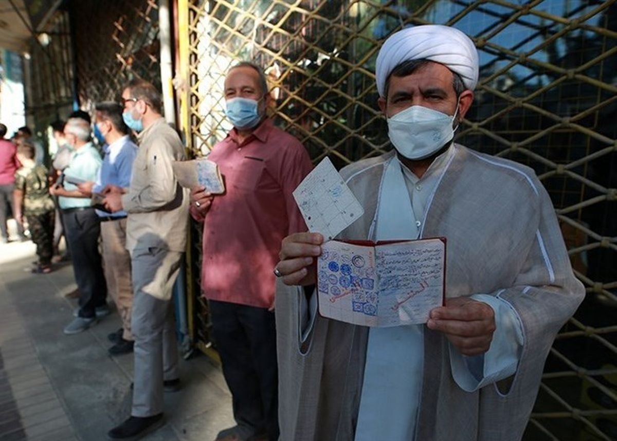 آمار غیر رسمی از مشارکت استانها تا ساعت یک بامداد