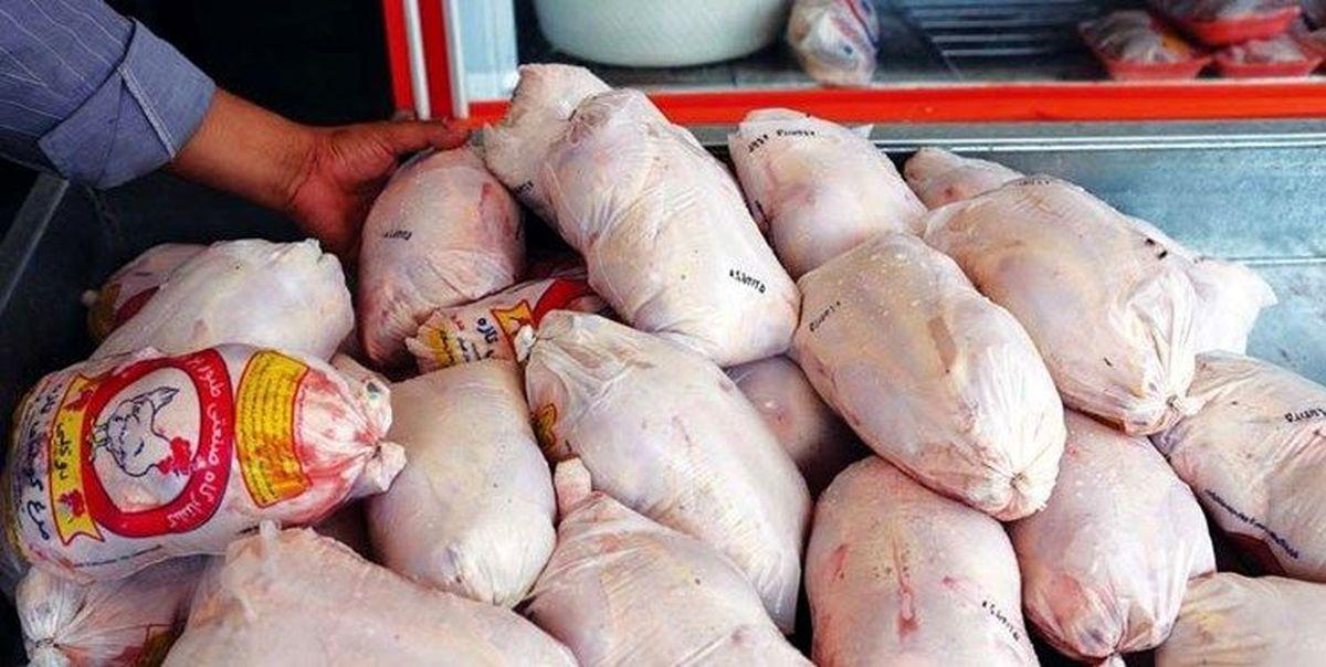 قیمت مرغ و تخم مرغ در بازار امروز (۱۴۰۰/۰۴/۲۱) + جدول