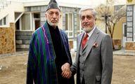 حامد کرزی و عبدالله عبدالله در حصر خانگی به سر میبرند