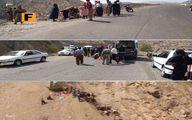 سقوط مینیبوس در کردستان ۱۶ کشته برجای گذاشت