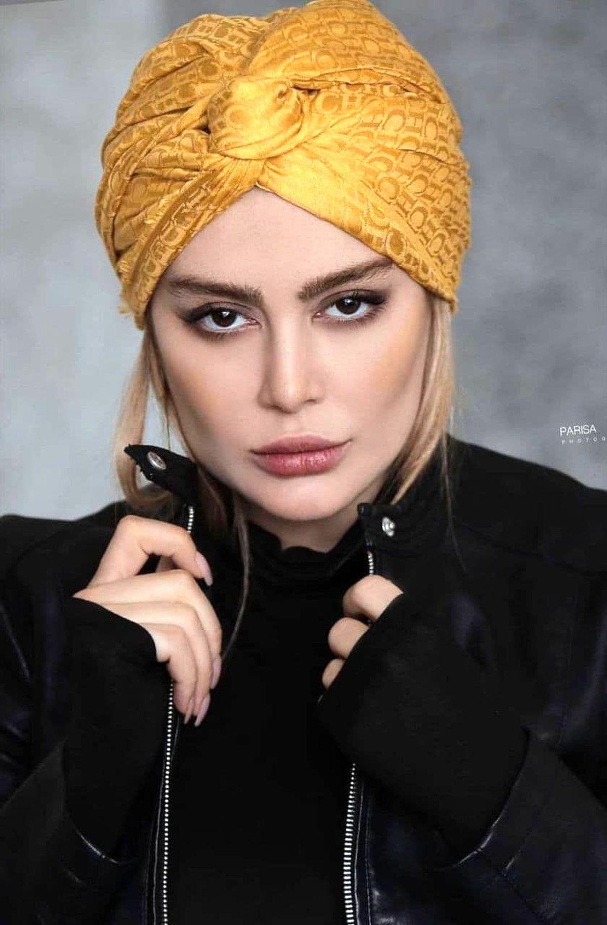 عکس جذاب و دیده نشده سحر قریشی بازیگر معروف زن