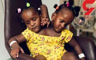 سخت ترین انتخاب برای یک پدر! / باید یکی از دخترانش بمیرد! + عکس دردناک