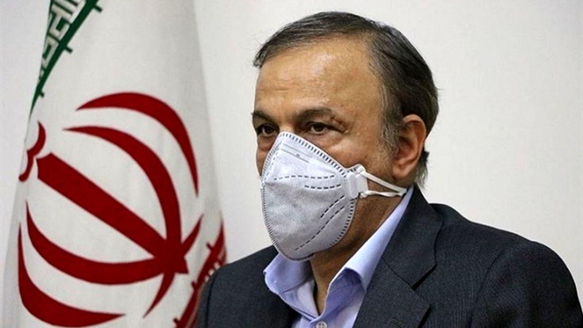 رزم حسینی کرونا گرفت / جلسه کمیسیون اقتصادی کنسل شد + جزئیات