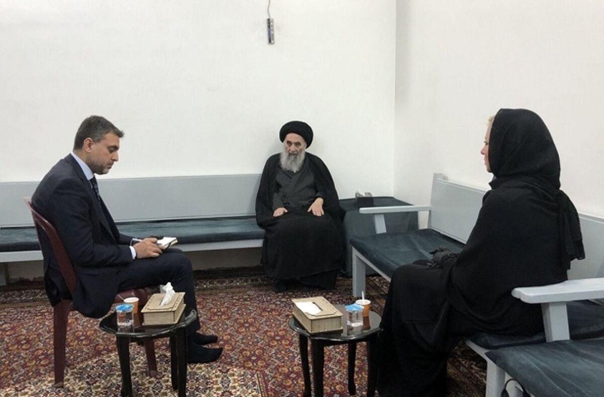 درخواست مرجعیت نجف چه بود؟ نظارت عراقی ها بر انتخابات، یا نظارت سازمان ملل بر انتخابات؟