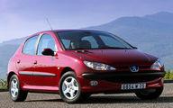 قیمت خودرو در بازار امروز در بازار/ پژو 206 تپ 2 ، 95 میلیون تومان! +جدول