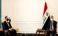 خروج نیروهای جنگی از عراق، از محورهای دیدار الکاظمی و هیئت آمریکایی