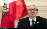 تمجید سفیر اتریش از نحوه برخورد ایران با دو چالش کرونا و تحریمها