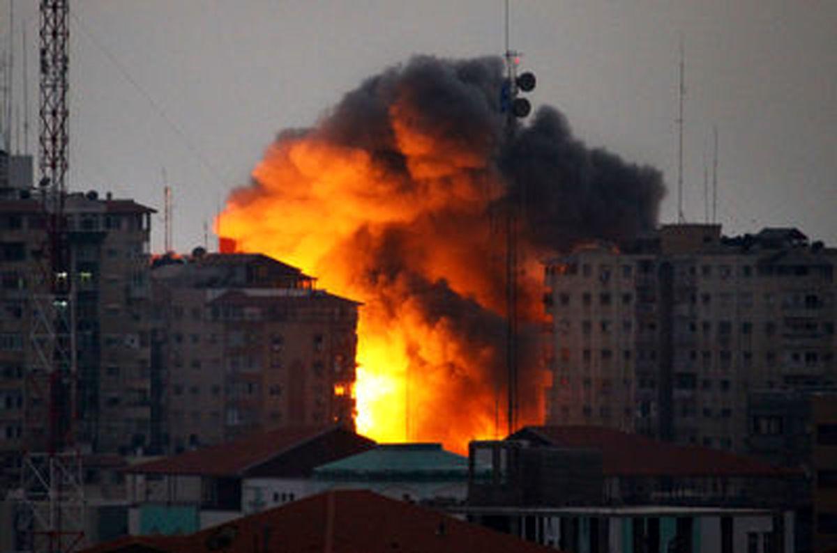 تصاویر دیده نشده از جنگ پنجاه روزه در غزه
