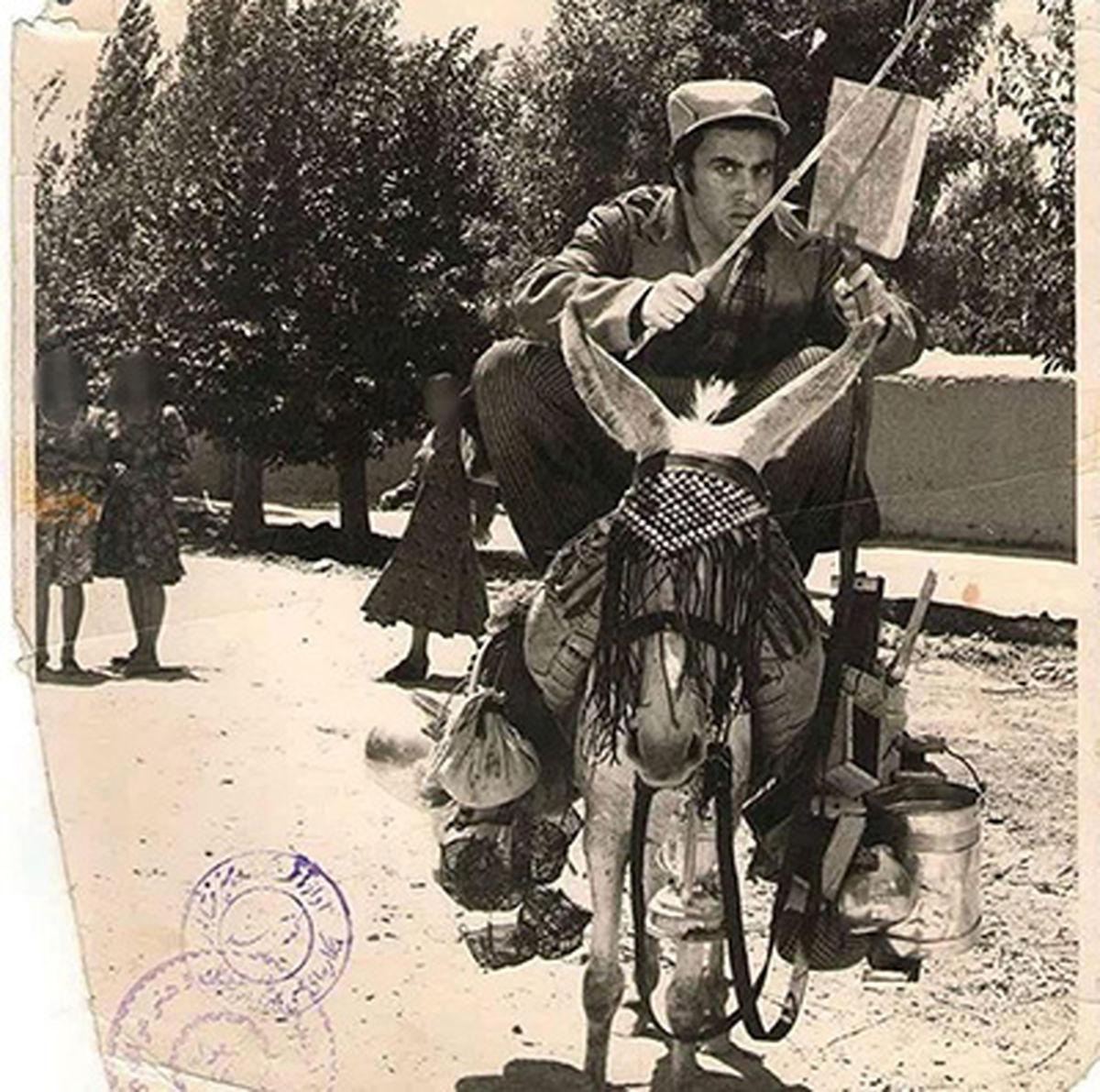 عکس دیده نشده از تفریحات لاکچرى جوانان تهران قدیم