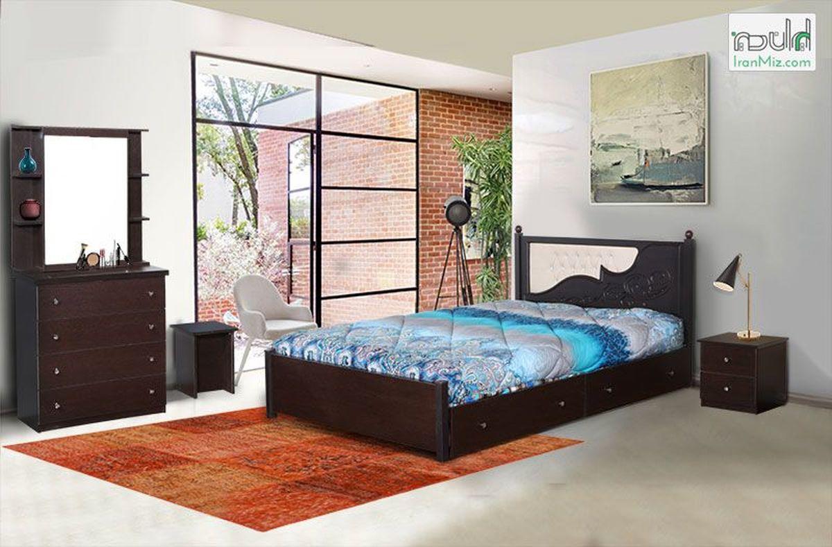 راهنمای انتخاب تخت خواب دو نفره ، میز ناهار خوری چوبی ، انواع مبل راحتی از فروشگاه اینترنتی ایران میز