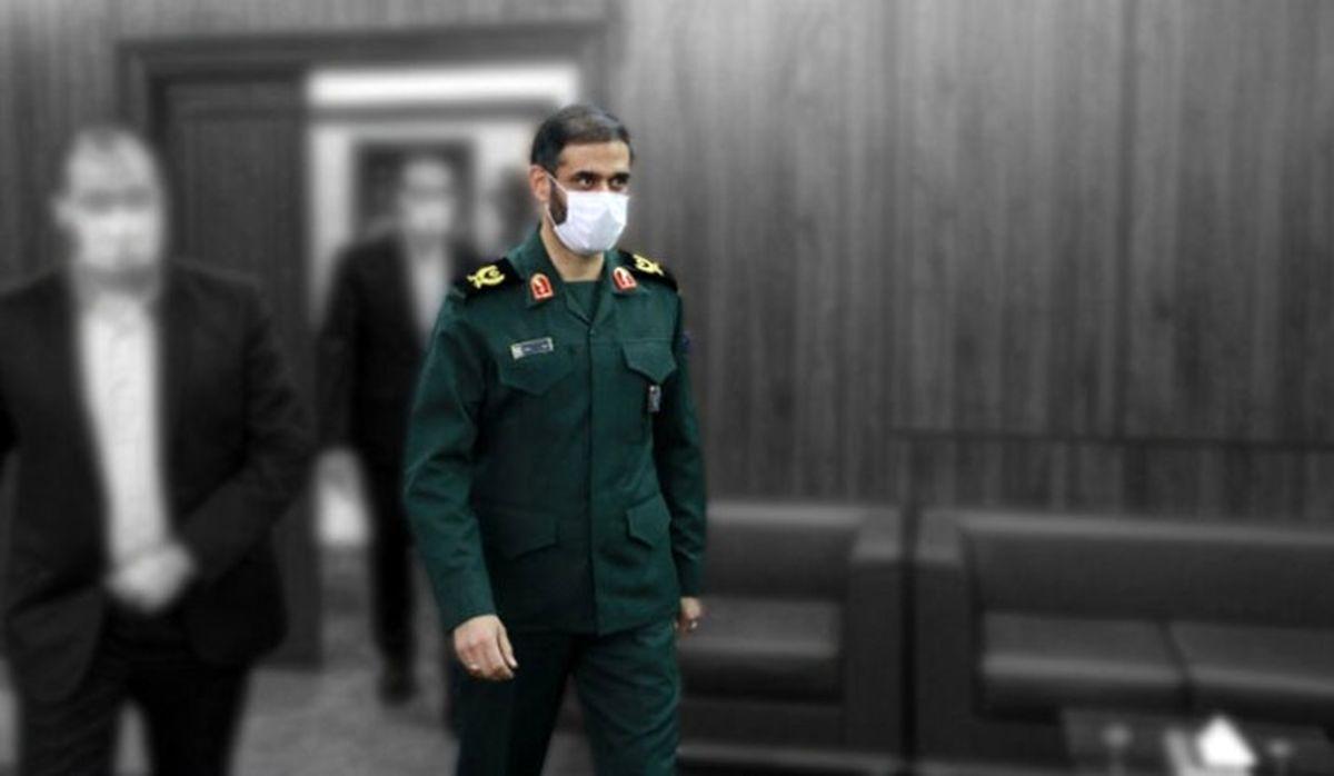 افشاگری مقام ارشد سپاه از علت اصلی منفک شدن سعید محمد از فرماندهی قرارگاه خاتم
