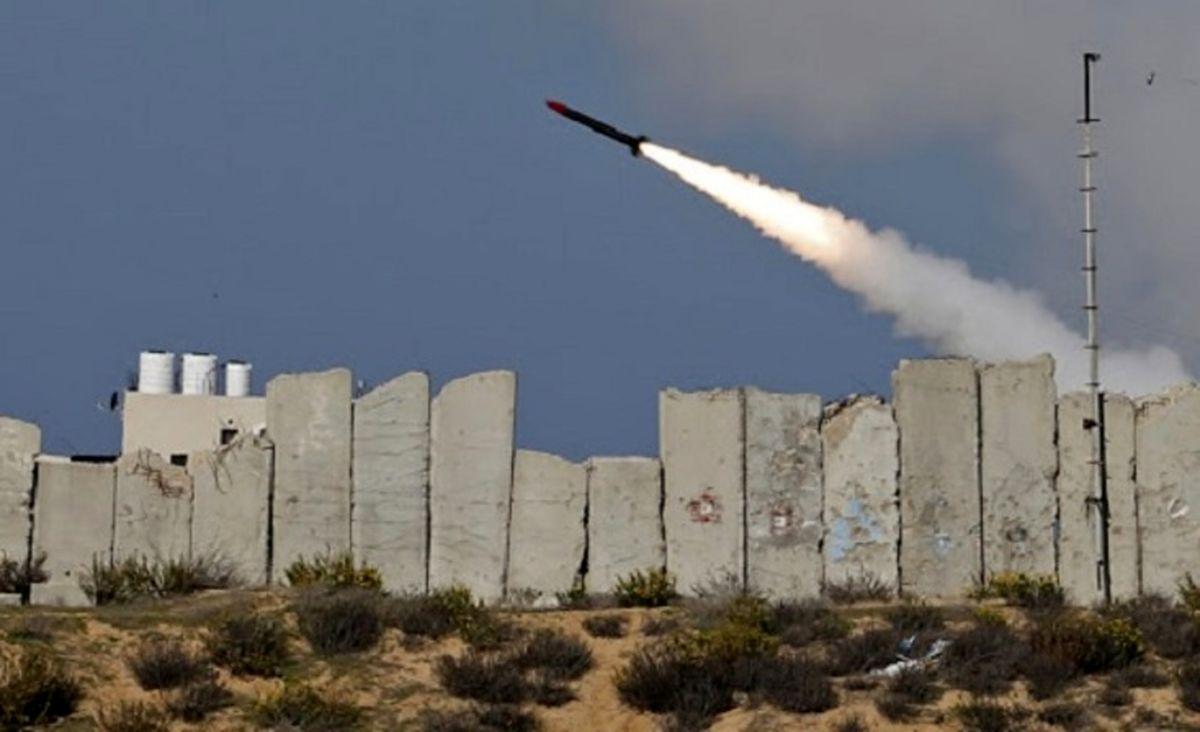 ادعای رسانه نزدیک به ریاض: رزمایش گروههای فلسطینی در نوار غزه با حمایت ایران انجام شد! + جزئیات