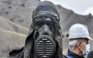 تصاویر عملیات نجات معدنچیان دامغانی مانده زیر آوار