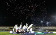 تصاویر/ صعود گل گهر سیرجان به لیگ برتر