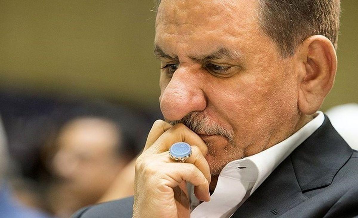 عباس امیریفر: جهانگیری چطور میخواهد کاندیدا ۱۴۰۰ شود؟ /اگر جهانگیری در دولت کارهای نبود استعفا میکرد