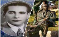 نام و تصویر مردی که چنارهای خیابان مشهور ولیعصر را کاشت