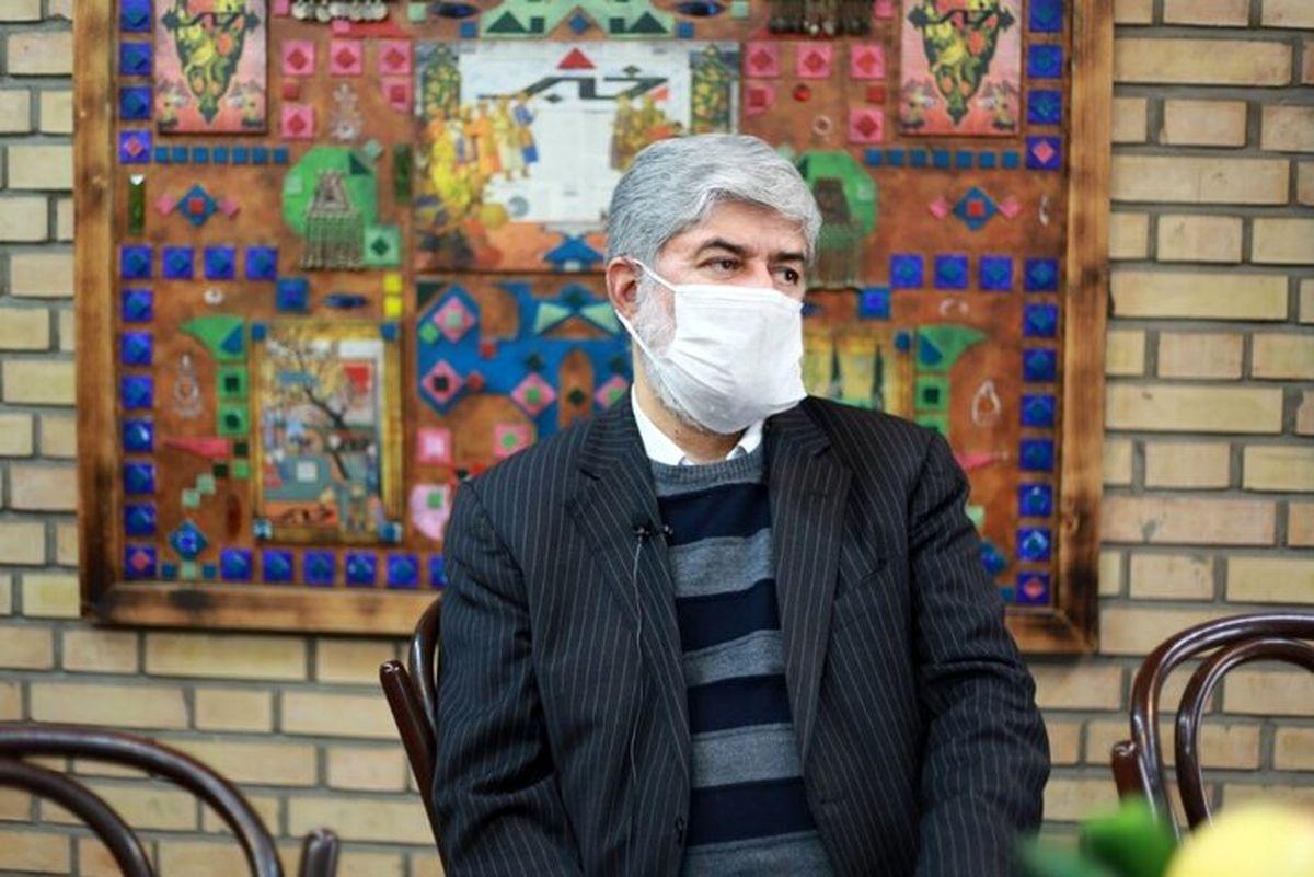 علی مطهری: حل مشکلات ایران و آمریکا تا پایان دولت محتمل است/ باید از عالم خیال بیرون آمده و قبول کنیم آمریکا یک قدرت بزرگ دنیاست/ بعضی انتقادهای حقوق بشری درست است