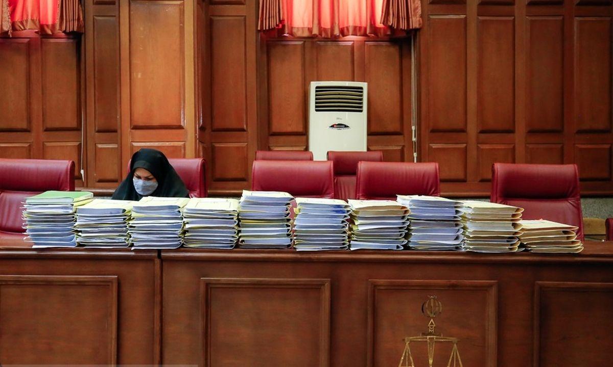 نخستین جلسه محاکمه حسن رعیت+عکسها