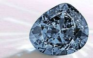 گرانترین الماس جهان با قیمتی برابر با 10 کاخ سفید آمریکا