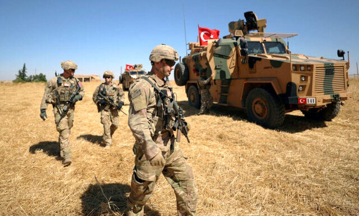 ورود نیروهای نظامی ترکیه به شمال عراق