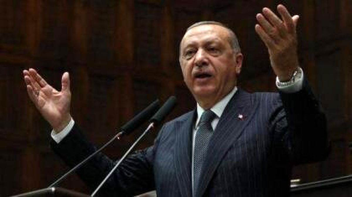 حرکت زشت اردوغان، سوژه جدید شبکههای اجتماعی