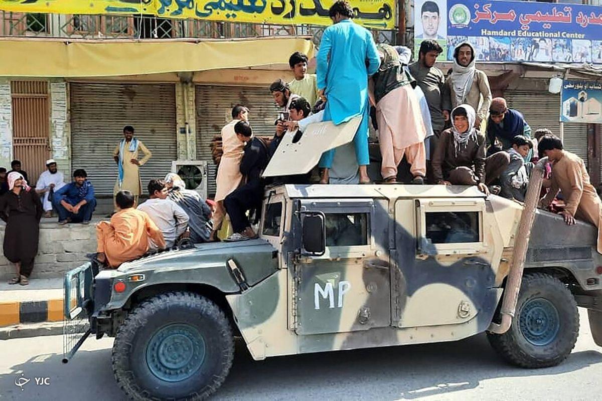 هشدار جدید طالبان به نیروهای آمریکایی
