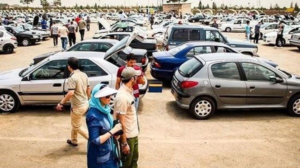قیمت ها در بازار خودرو، ترمز برید!