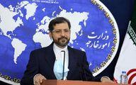 وزارت خارجه:اجازه ایجاد دوباره حالت برزخی را نمی دهیم