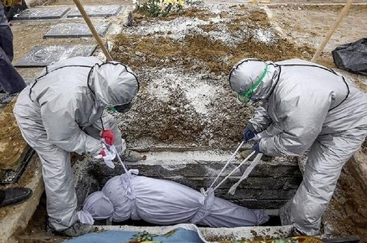 آخرین آمار قربانیان کرونا در کشور امروز 4 مهر | اینفوگرافیک