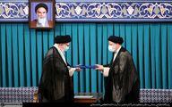 فیلم| لحظه اعطای حکم ریاست جمهوری اسلامی ایران