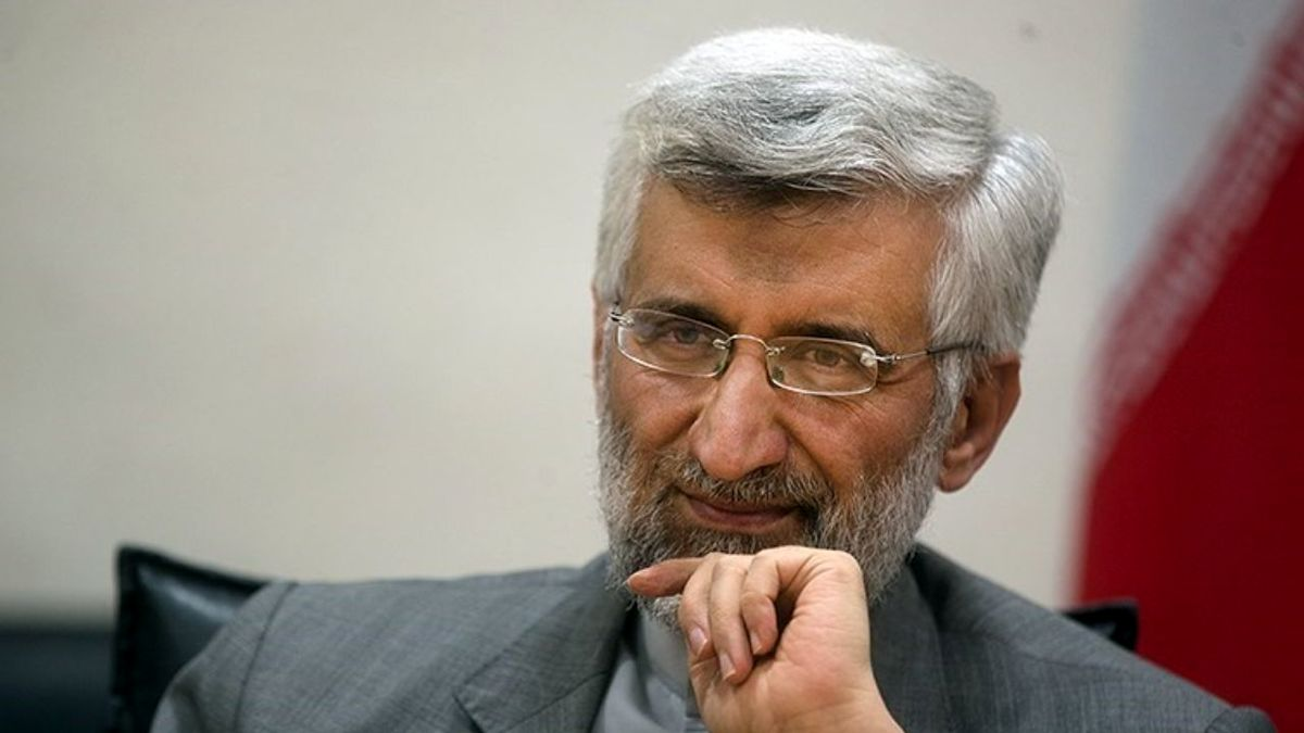 پشت پرده نامزدی سعید جلیلی؛ او نامزد پوششی میشود؟