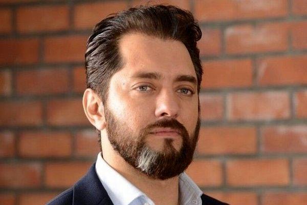 بهرام رادان در ماشین لاکچری اش+ عکس دیده نشده
