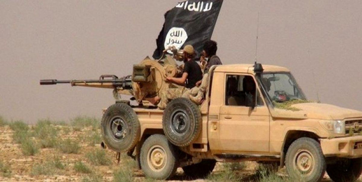 حمله داعش به نیروهای پلیس عراق در کرکوک