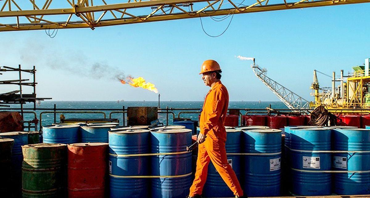 صادرات نخستین محموله نفت خارج از تنگه هرمز