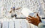 کارگران معدن در عکس روز نشنال جئوگرافیک