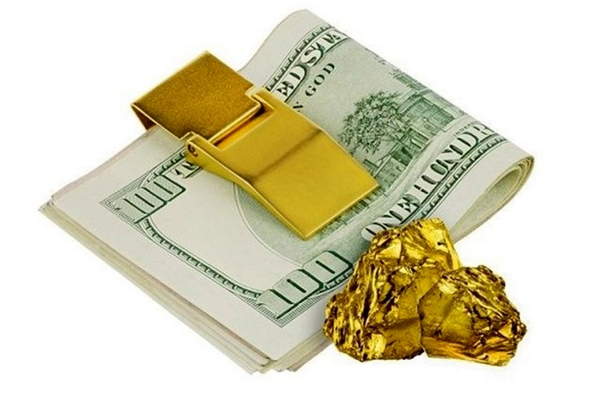 نرخ ارز دلار سکه طلا یورو امروز 27 مهر