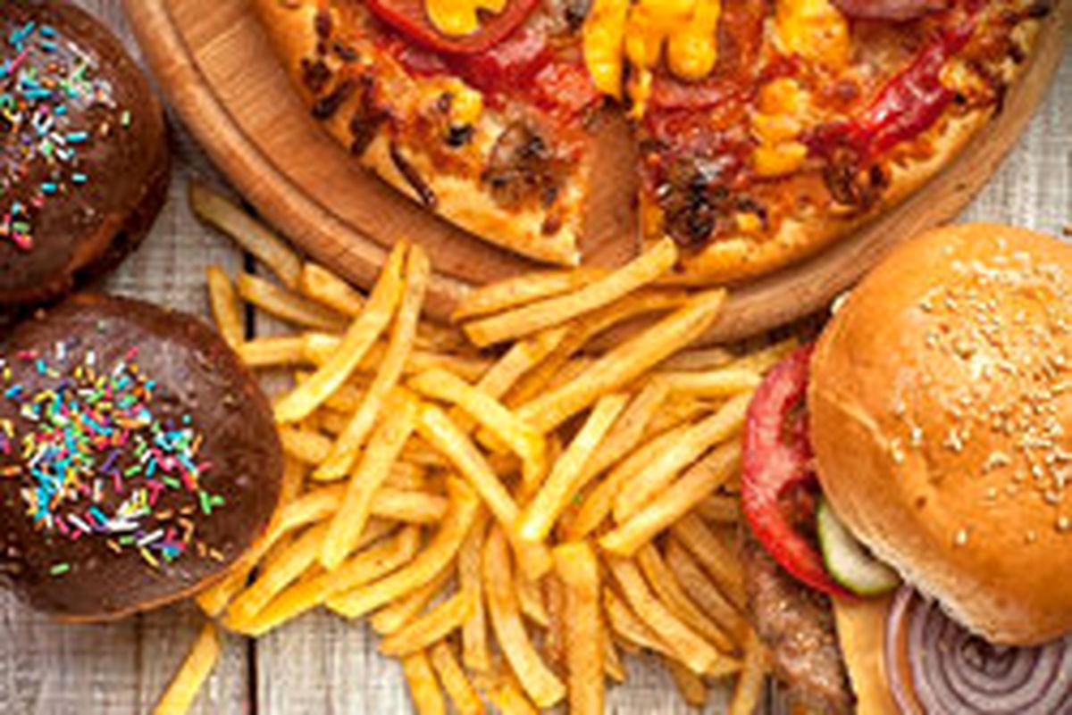 ۷+۱ ماده غذایی که باعث افزایش وزن می شوند