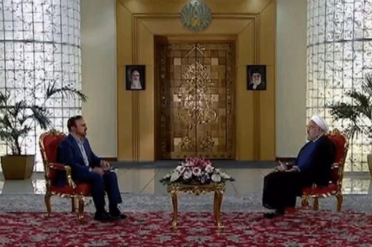 سخنان روحانی درباره مانعتراشی مجلس در مسیر لغو تحریمها در وین