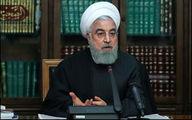 روحانی در اولین روز بازگشایی کسب و کارها: همچنان در خانه بمانید