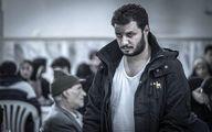 تصویری از گریم متفاوت جواد عزتی در لاتاری