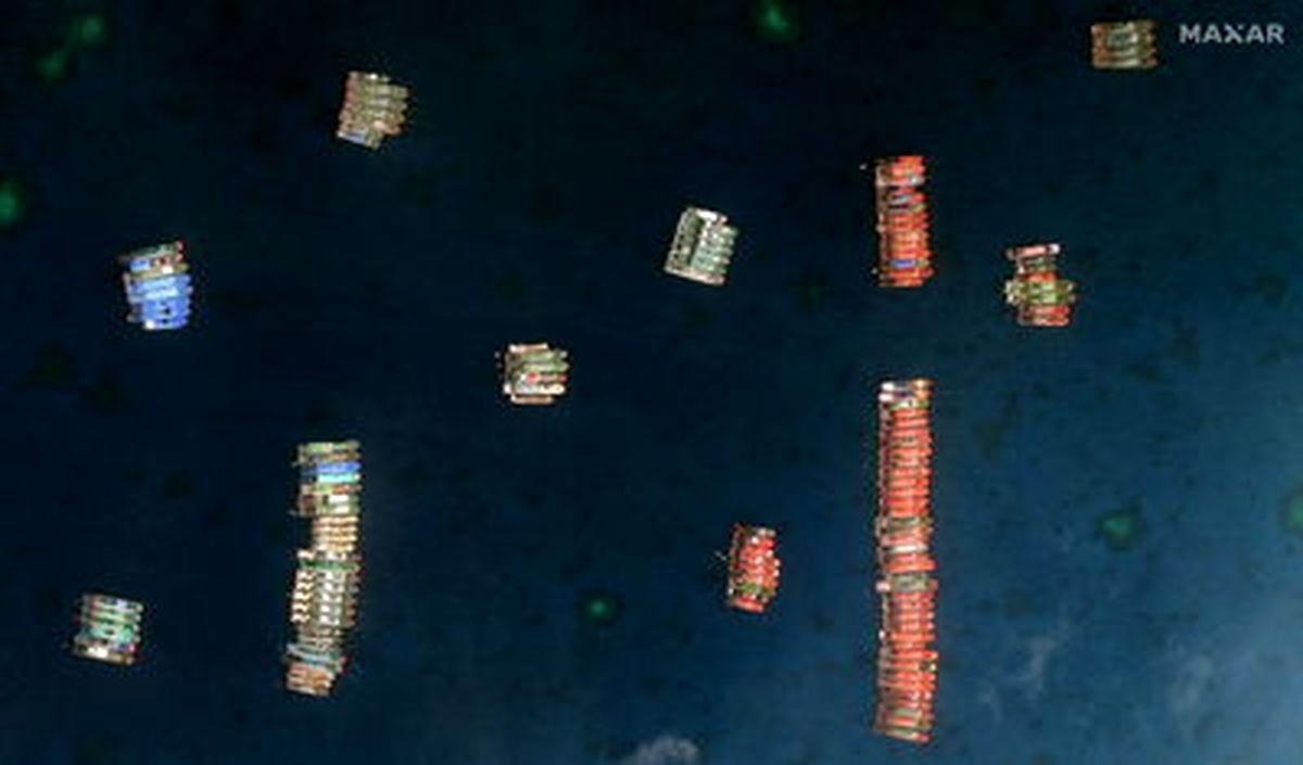 تصاویری جالب از دریای جنوبی چین که موضوع اختلاف چین و فیلیپین شد