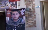 له شدن پسر 8 ساله یزدی زیر تراکتور ! + عکس