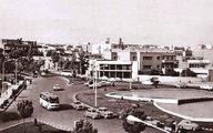 عکس | میدان ولیعصر(عج) در سال ۱۳۴۲