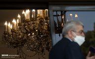 عکس ناراحت کننده از جلسه هیات دولت روحانی