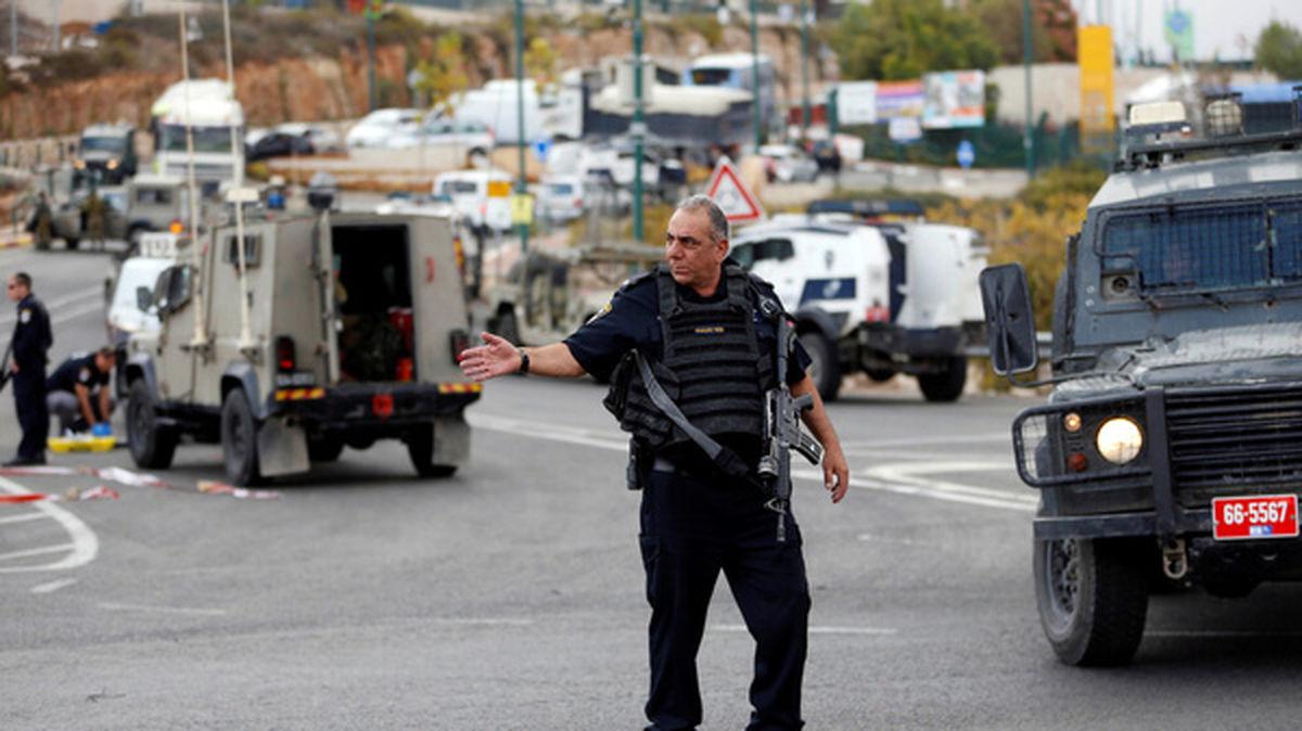 تیراندازی نظامیان صهیونیست به یک شهروند فلسطینی