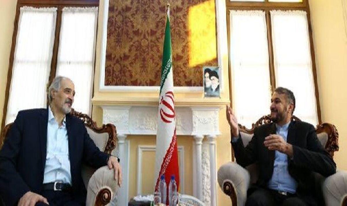 معاون وزیر خارجه سوریه انتصاب امیر عبداللهیان را تبریک گفت