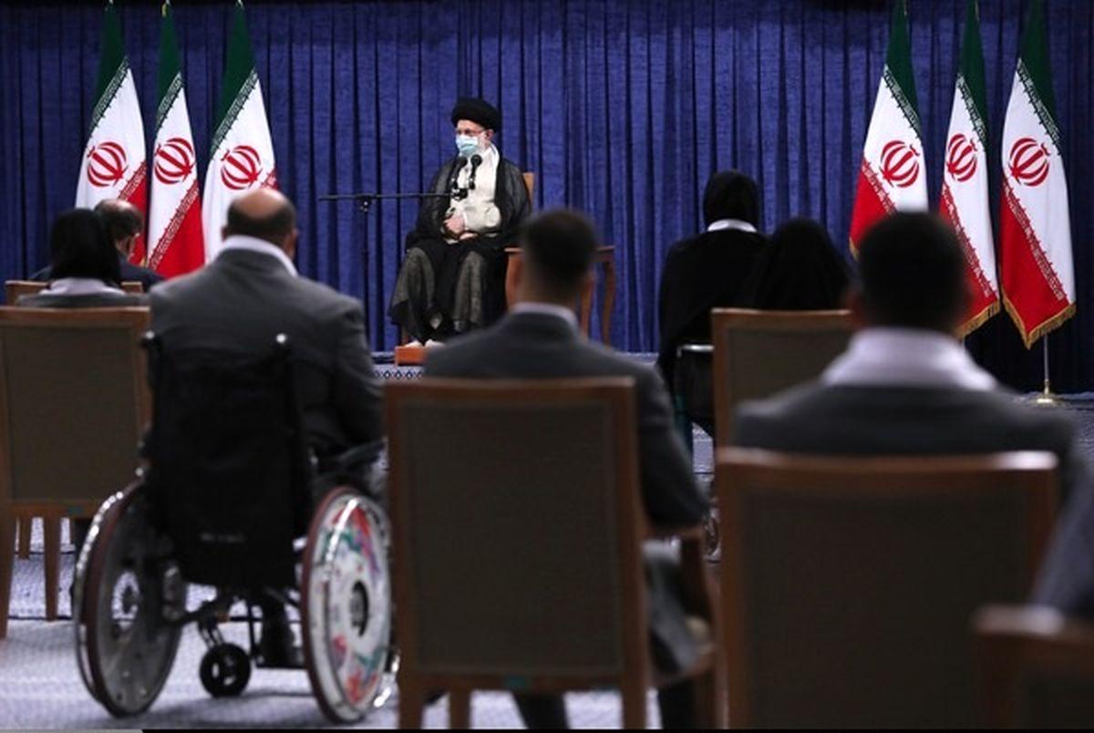 تقدیر رهبر انقلاب از رفتار اخلاقی و جوانمردانه قهرمانان ایرانی در توکیو