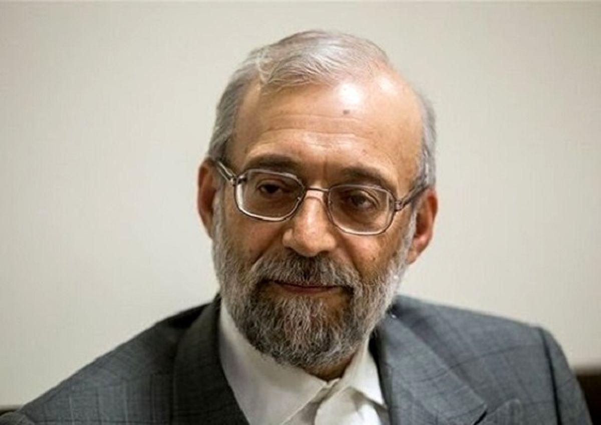 حمله تند لاریجانی به احمدینژاد: دینش بهابیت است!