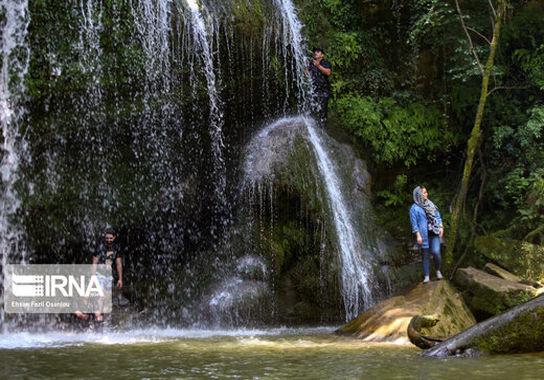 «هفت آبشار» تیرکن